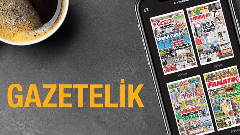 gazete uygulaması