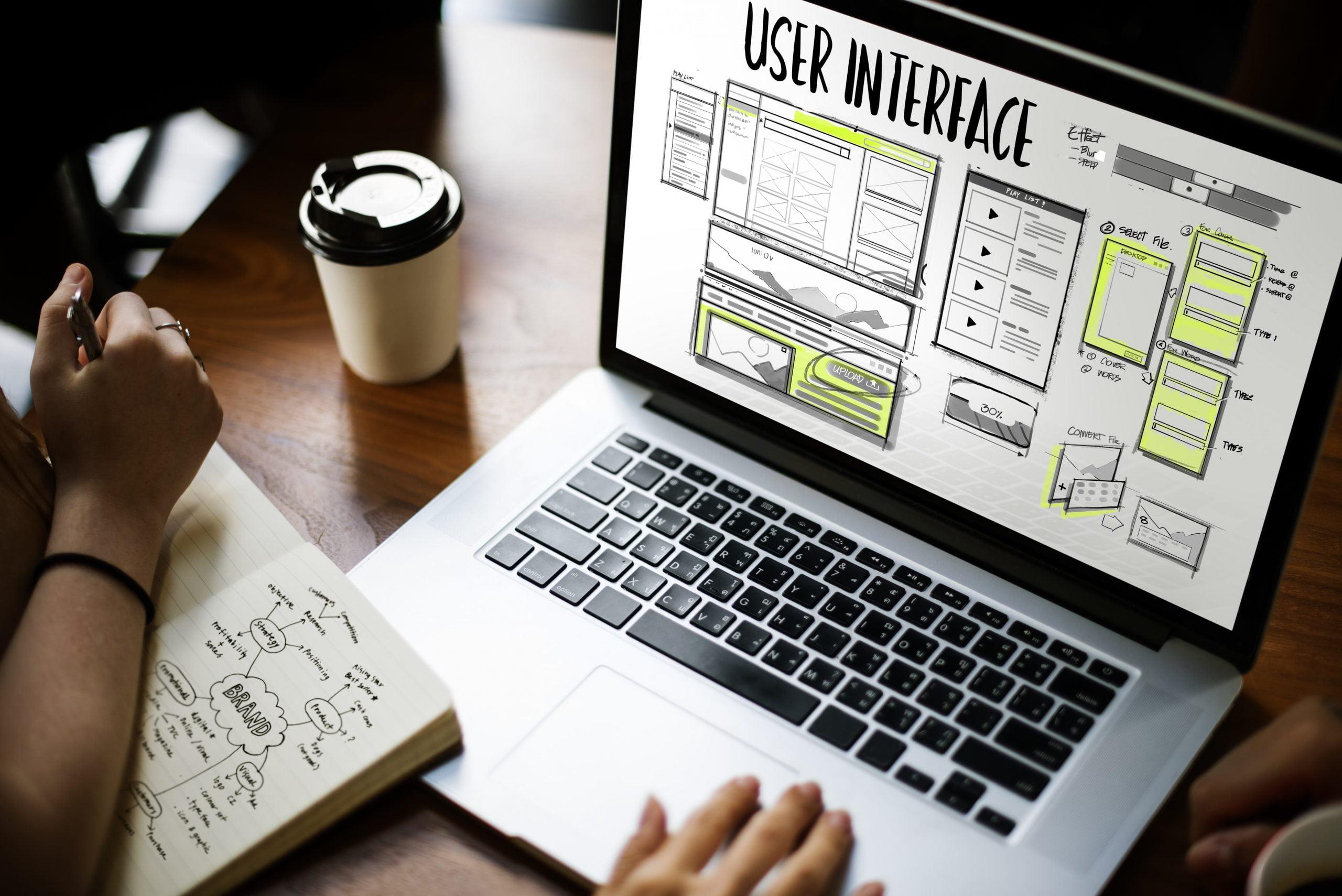 Web Sitesi Arayüzü Çizilirken Dikkat Edilmesi Gerekenler Nelerdir?